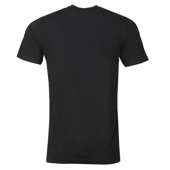 Luke Sport Mens Black Brizzle Shizzle T-Shirt main image