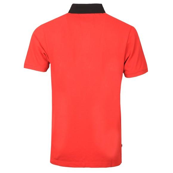 Luke Sport Mens Red Bonham Polo Shirt main image