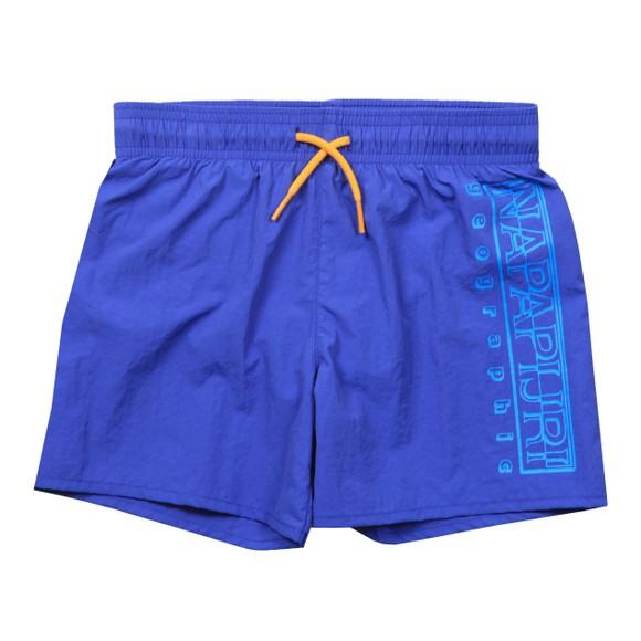 Napapijri Boys Blue Kids Voli Swim Short