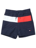 Block Flag Swim Short