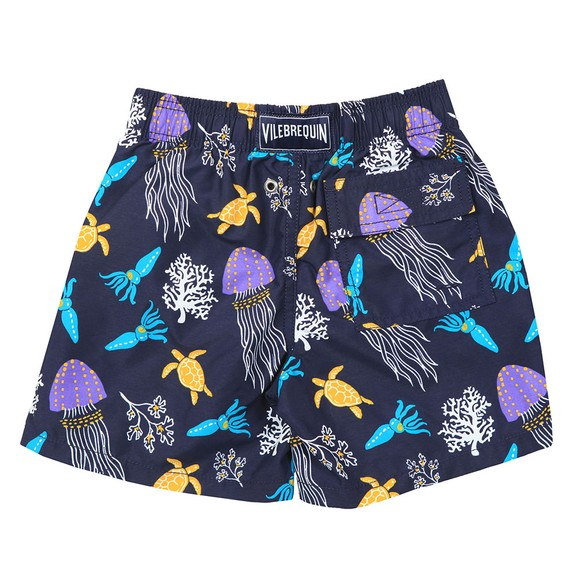 Vilebrequin Boys Blue Jim Swim Short
