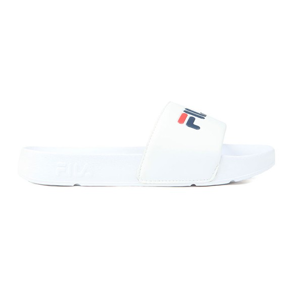 Fila Womens White Drifter Slider