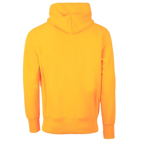 Champion Reverse Weave Mens Orange Reverse Weave Hoodie main image