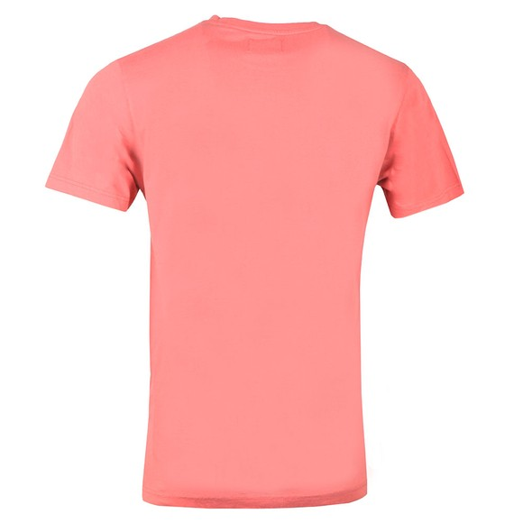 Colorful Standard Mens Pink Organic T-Shirt main image