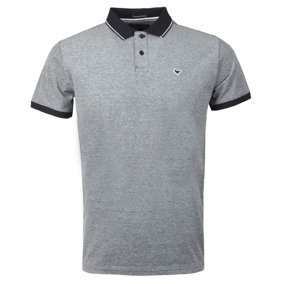 Weekend Offender Mens Blue Sonny Polo Shirt