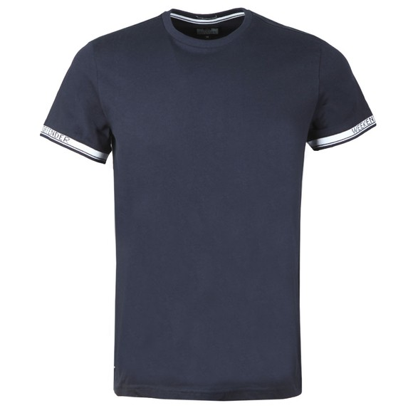 Weekend Offender Mens Blue Billie T Shirt