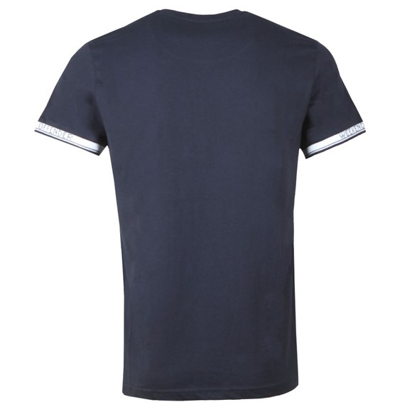 Weekend Offender Mens Blue Billie T Shirt main image