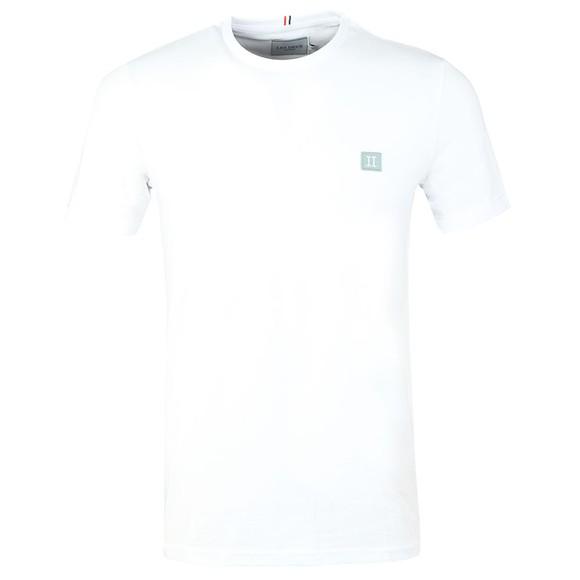 Les Deux Mens White Piece T-Shirt