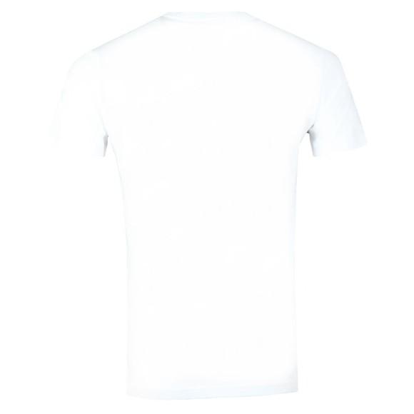 Replay Mens White Side Logo T-Shirt main image