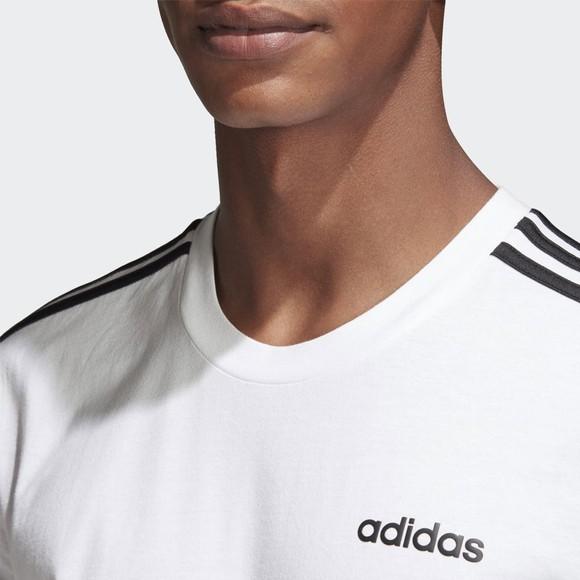 adidas Mens White Essentials T-Shirt main image