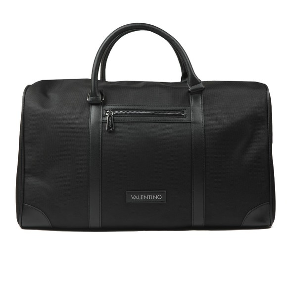 Valentino by Mario Mens Black Ren Duffle Bag