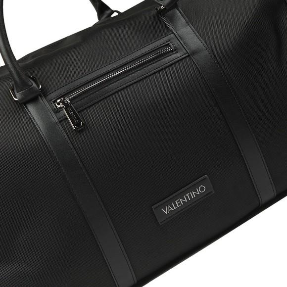Valentino by Mario Mens Black Ren Duffle Bag