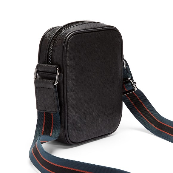 Ted Baker Mens Black Mini Flight Bag main image