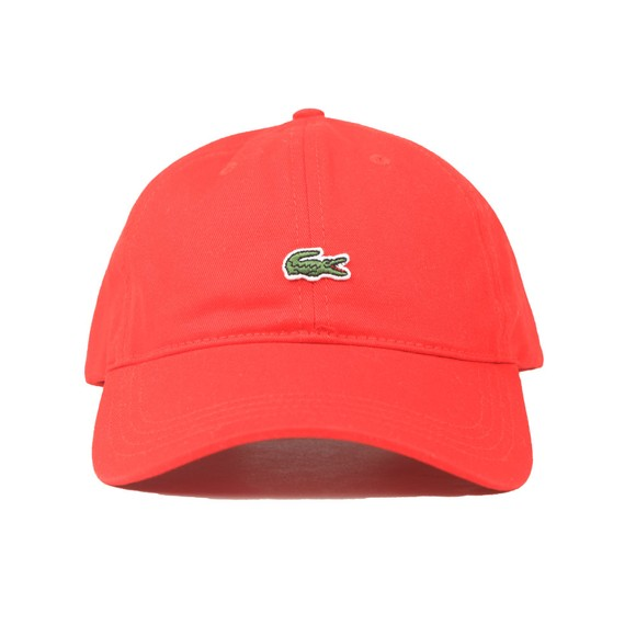 Lacoste Mens Red RK4714 Cap