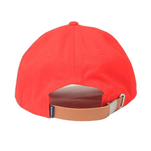 Lacoste Mens Red RK4714 Cap main image