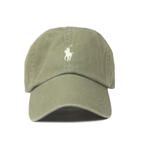 Polo Ralph Lauren Mens Green Ralph Lauren Classic Sport Cap