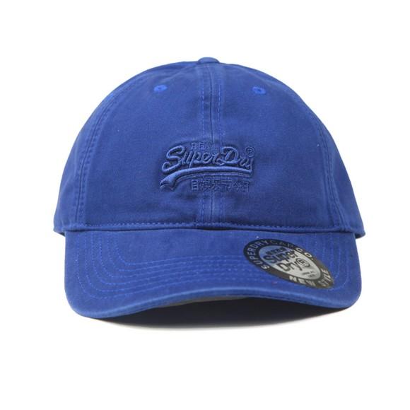 Superdry Mens Blue Orange Label Cap