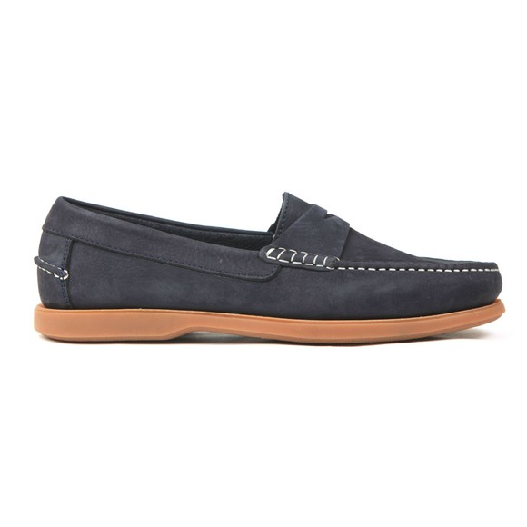 Barker Mens Blue Tony Loafer