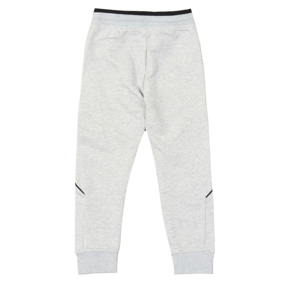 BOSS Boys Grey J24635 Logo Jogger main image