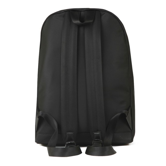 HUGO Mens Black Record Backpack main image