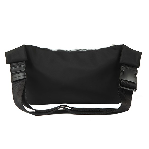 HUGO Mens Black Record Bumbag main image