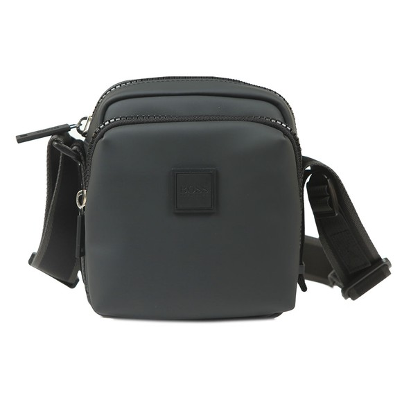 BOSS Mens Black Hyper Mini Bag