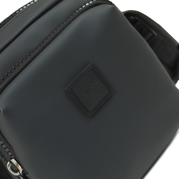 BOSS Mens Black Hyper Mini Bag main image