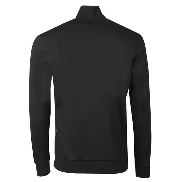 BOSS Bodywear Mens Black Small Logo Tracksuit Jacket main image