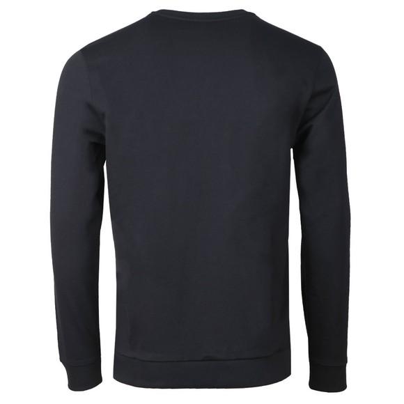 BOSS Bodywear Mens Blue Heritage Sweatshirt main image