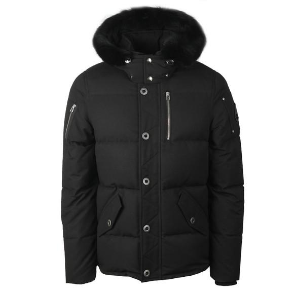 Moose Knuckles Mens Black 3Q Jacket