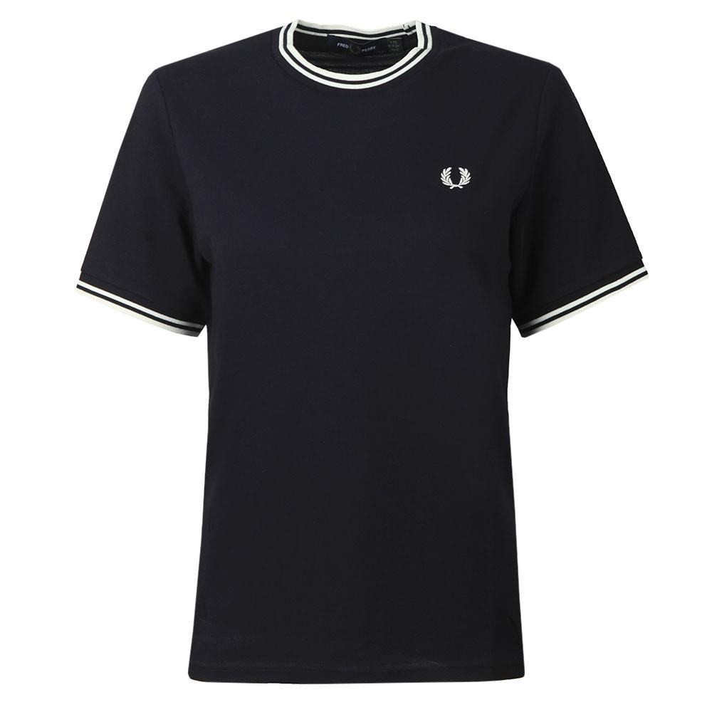 Twin Tipped Pique T-Shirt