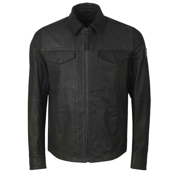 BOSS Mens Black Jobean Lightweight Jacket