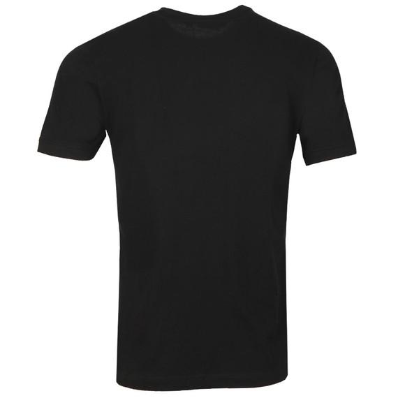 Luke Sport Mens Black Vibes Luke x Smiley T-Shirt main image
