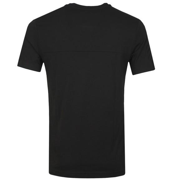 BOSS Mens Black Athleisure Teeonic T-Shirt main image