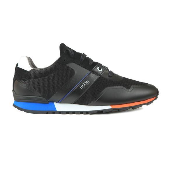 BOSS Mens Black Parkour Runner 3 Colour Trainer