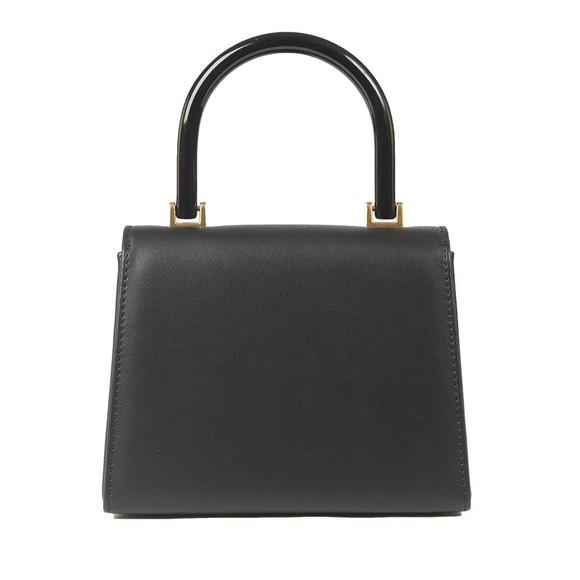 Love Moschino Womens Black Logo Top Handle Bag main image