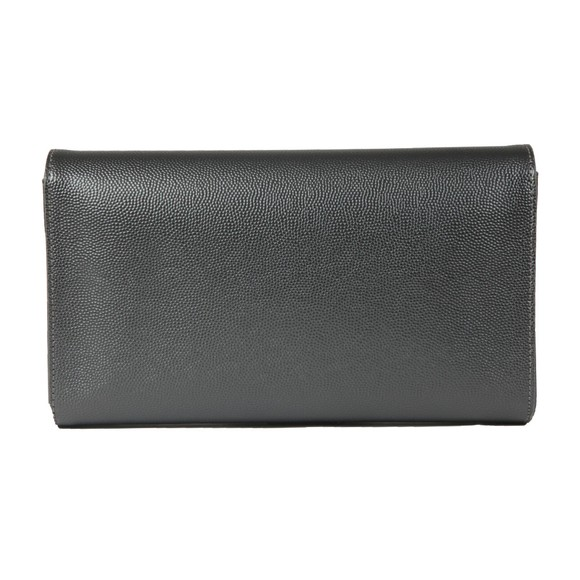 Valentino by Mario Womens Grey Divina Clutch