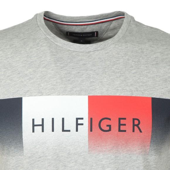 Tommy Hilfiger Mens Grey Cool Fade T-Shirt