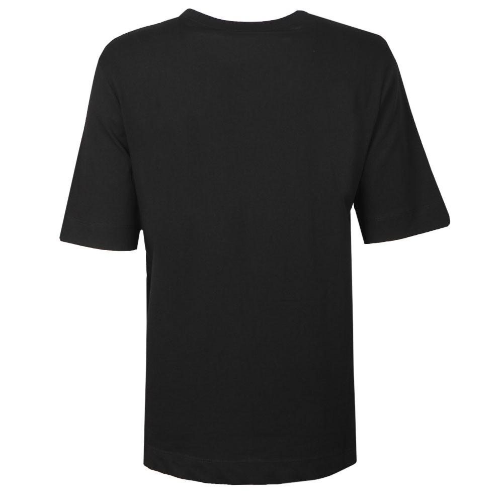 Curved Logo T Shirt main image
