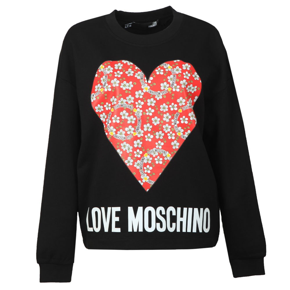 Flower Heart Sweatshirt main image