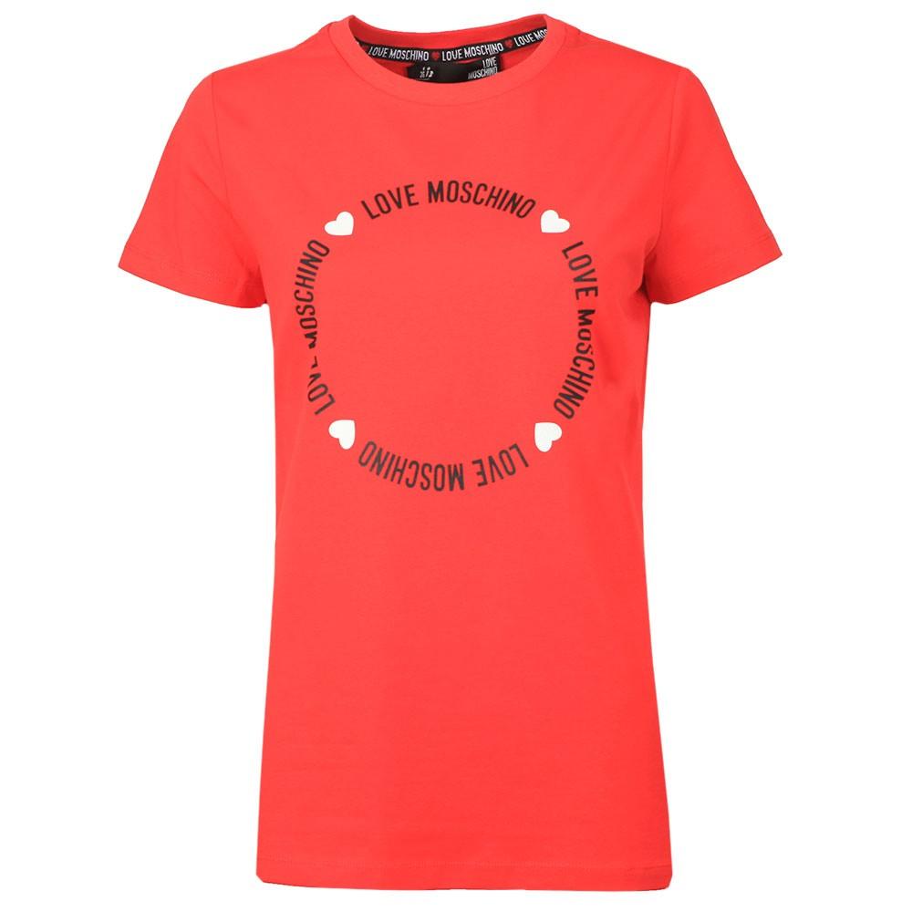 Circle Logo T-Shirt main image