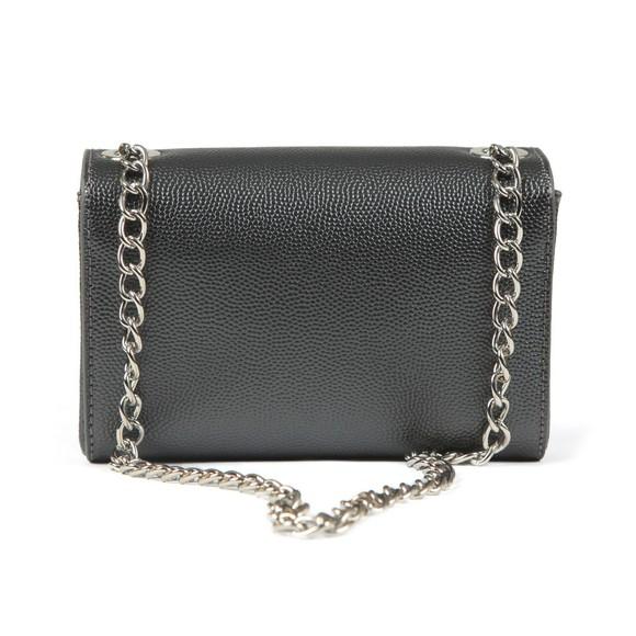 Valentino by Mario Womens Grey Divina Clutch Bag main image