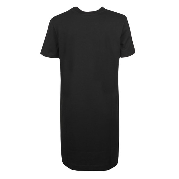 Calvin Klein Jeans Womens Black Side Tape T Shirt Dress main image