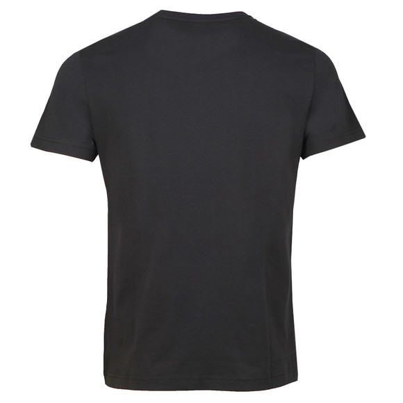 Tommy Hilfiger Mens Black Core Tommy Logo T-Shirt main image