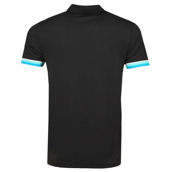 BOSS Mens Black Athleisure Paule 6 Polo Shirt main image