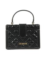 Cross Quilted Small Shoulder Bag
