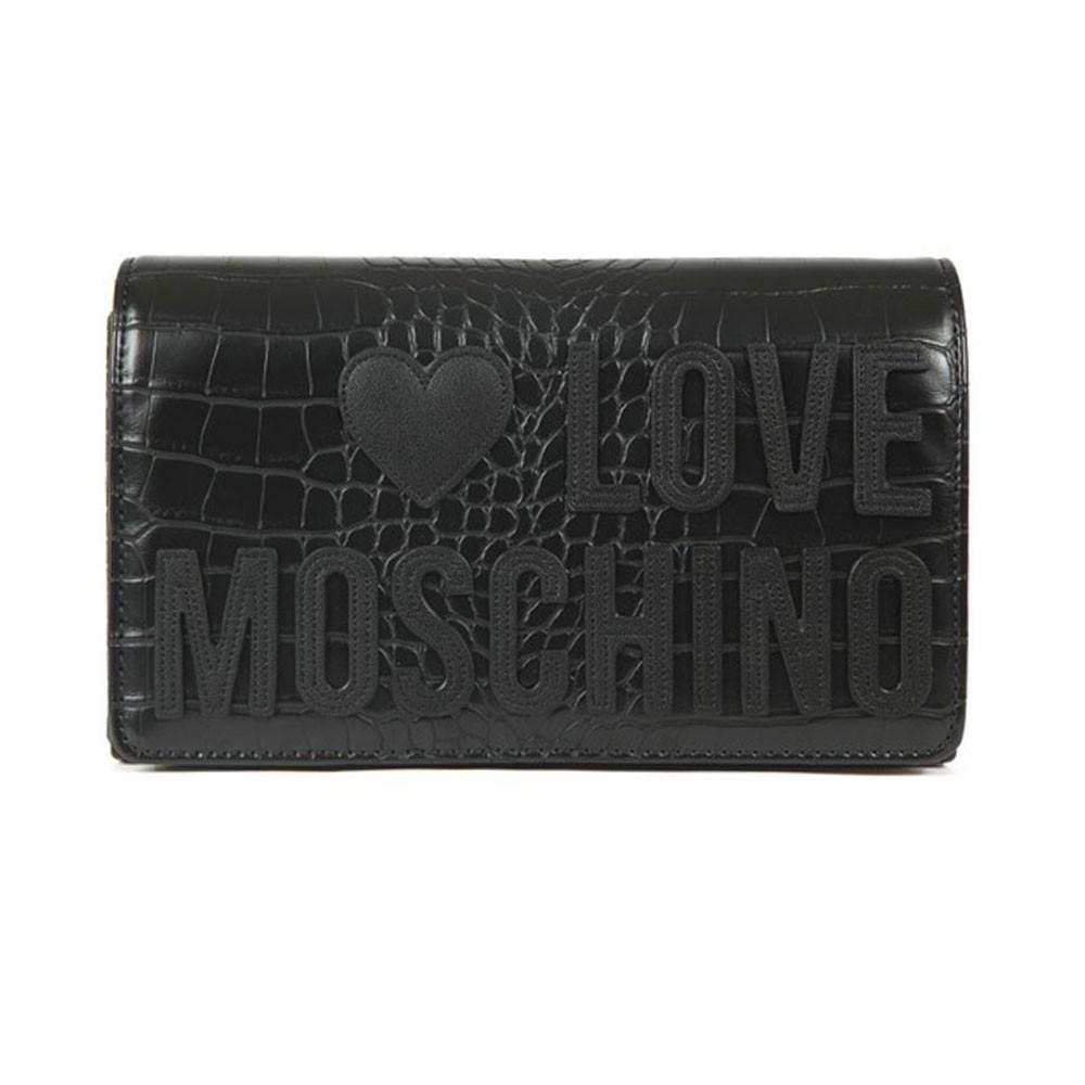 Croco Clutch Bag main image