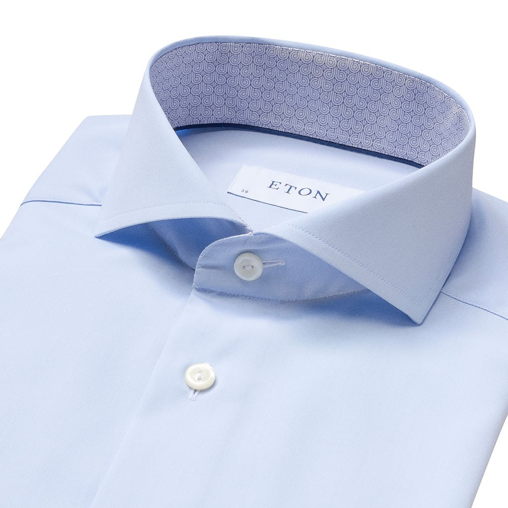 Slim Cloud Detail Shirt main image