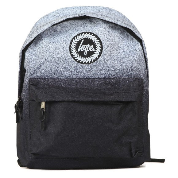 Hype Boys Blue Speckle Fade Backpack