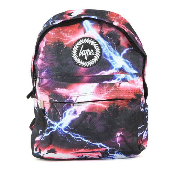 Hype Boys Blue Tropic Storm Backpack